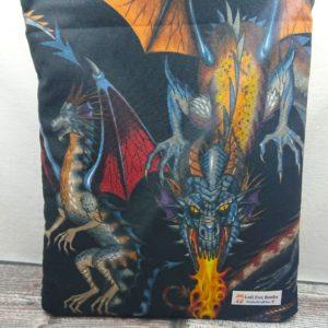 manchon protege livre dragon