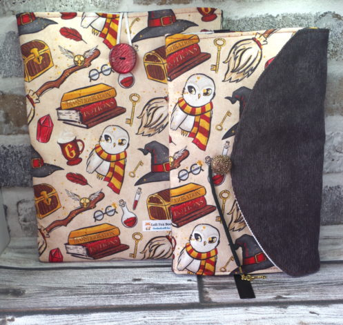 booksleeve harry potter